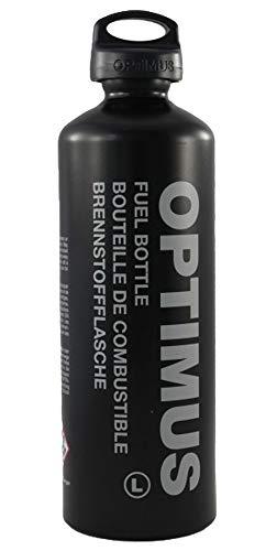 OPTIMUS(オプティマス) アウトドア 燃料ボトル チャイルドセーフ ブラック L 890ml 13182