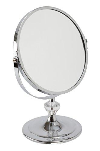 FMG Miroir grossissant 5 x 18 cm Chromé