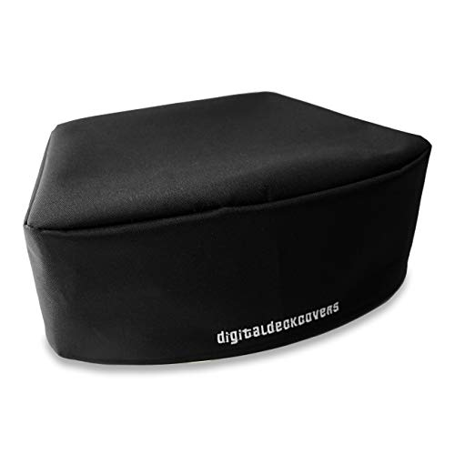 Protective Dust Cover for Bose Wave SoundTouch Music System IV by DigitalDeckCovers (Anti-Static, Water-Resistant, Durable, Black Premium Fabric)