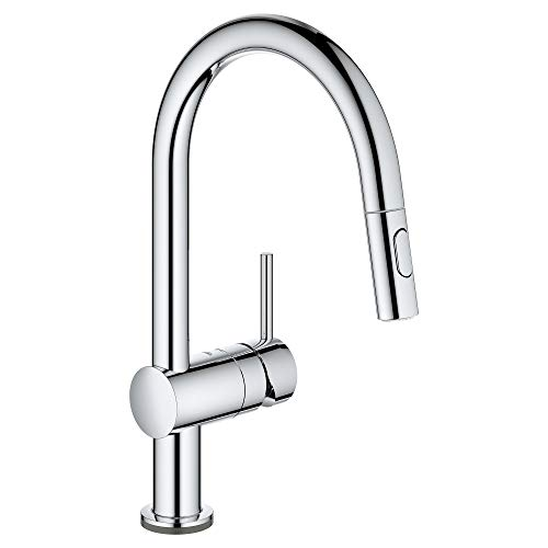GROHE 31359002 Minta Touch Kitchen Faucet
