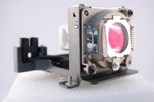 PB6100 projector housing with lamp replacement BenQ bulb 4qL5jSc3AR