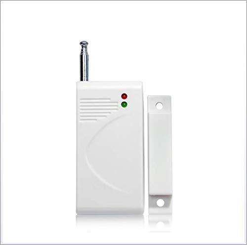 LUOXU Tür Und Fenster Alarm, Vibration Schock Sensoren, Fern Tür/Fenster-Detektor Für GSM-Alarmsystem Türkontakt