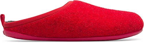 CAMPER Damen Wabi Pantoffeln, Rot (Medium Red 610), 38 EU
