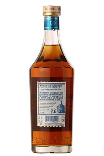 Wilthener Cask Grande, besonders genussvoller Weinbrand - 2