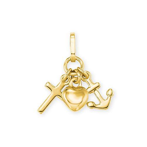 amor Anhänger für Damen aus Gold 585/14 ct