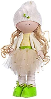 Fairy Lily – Create Your Own Beautiful Rag Doll - A Doll Making Kit by Tsvetnoy – A Wonderful Timeless Gift to Bring Out Your Creativity, Suitable for Teenagers and Adults.
