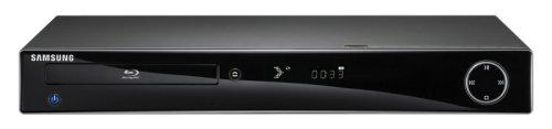 Samsung BD P 2500 Blu-ray-Player (TrueHD, HDMI 1.3, Ethernet, 7.1 Ausgang) schwarz