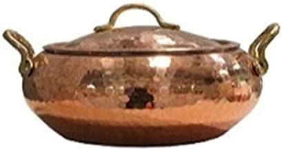 Handmade Cooking Pot Copper 24x13centimeter