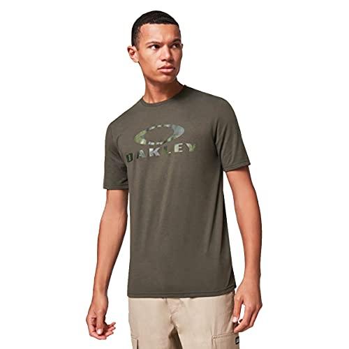 Oakley Herren O BARK T-Shirt, Dunkler Pinsel, XX-Large