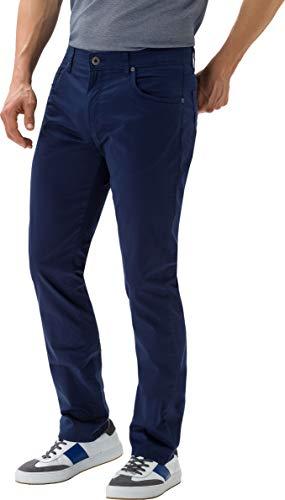 BRAX Herren Style Cadiz Ultralight Hose, Navy, 38W / 32L