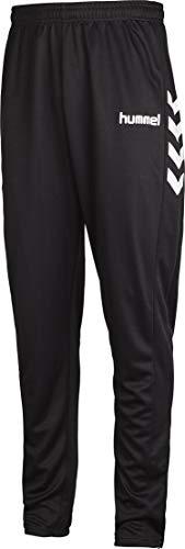 Hummel Herren Pants Core Poly Pant, Black, M