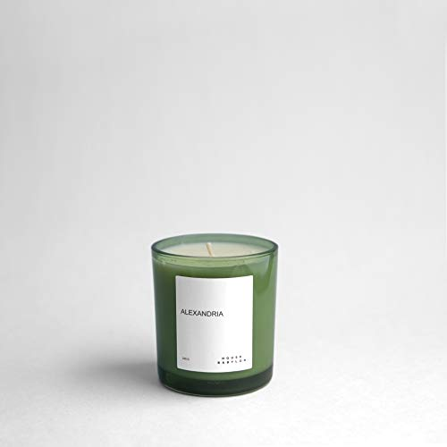 House Babylon Soy-Scented Candle. Alexandria Signature Fragrance, up to 45 Hour Burning Time.