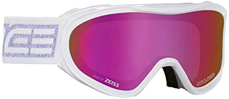 Salice 905SONAR Skibrille SR weiß lila lila lila Unisex Erwachsene Einheitsgröße B07L5YW2J1  Sonderangebot 7f4b4b