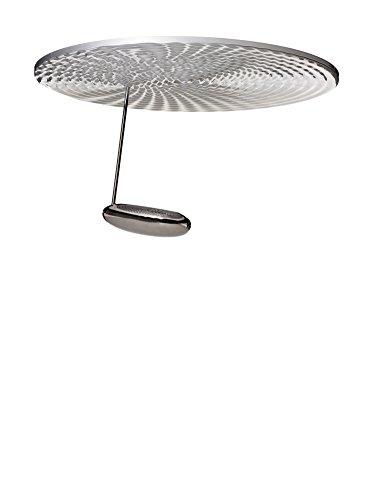 Artemide Droplet Mini Leuchte LED Wand-/ Deckenleuchte, aluminium