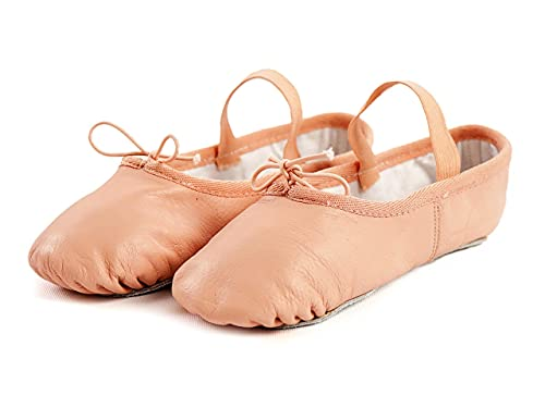 Ballet Shoes Full Sole (Pink, Numeric_8_Point_5)