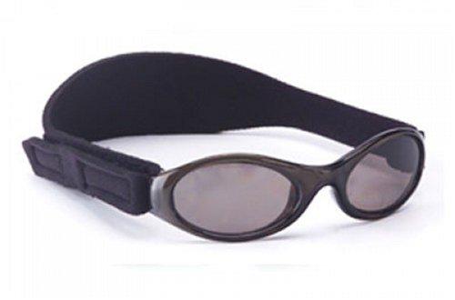 Kidz Banz Unisexe – Vêtements pour bébé/accessoires/lunettes de soleil. - Noir - Taille Unique