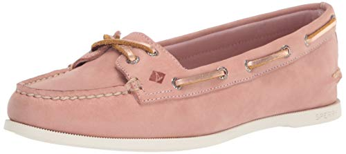 Sperry womens A/O Skimmer Boat Shoe, Blush, 9 US