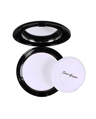Horror-Shop Stargazer Compact Make-up Puder Weiß