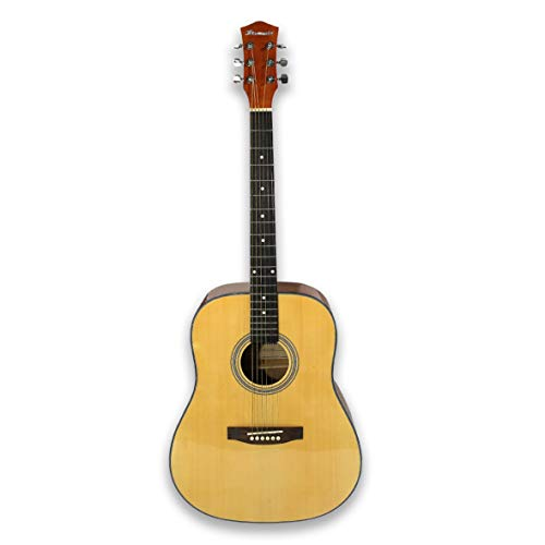 41' Dreadnought Acoustic Steel String Guitar For Beginners 410N