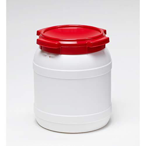 Tonnelet 15 litres – fût conteneur en plastique cuve bidon alimentaire
