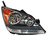 TYC 20-6623-90 Honda Odyssey Passenger Side Headlight Assembly