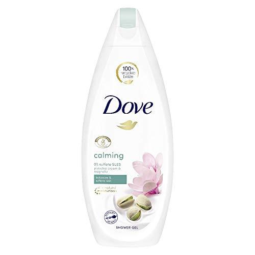 Dove Pure Verwöhnung Pflegedusche Pistazie & Magnolie (250ml Flasche)