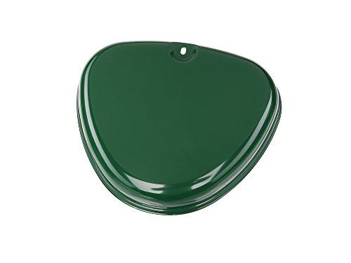 FEZ Seitendeckel rechts, grün - für Simson S50, S51, S70