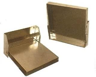Pit Posse Flip Out Seat Folding Chair (Silver)