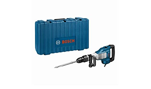 Bosch Professional GSH 11 VC - Martillo demoledor (23 J, 11,4 Kg, portabrocas SDS max, cincel, en maletín)