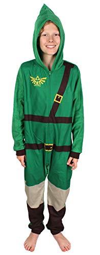 Die Legende von Zelda Jungen Schlafanzug Link Kostüm Union Klage