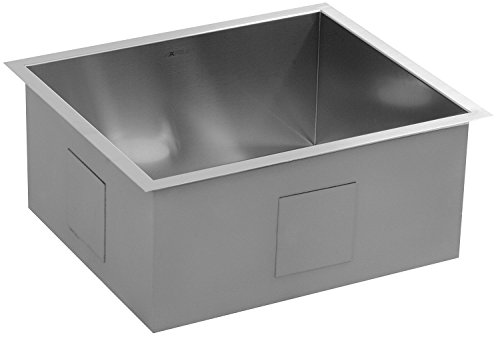 HAFELE Stainless Steel Single Bowl Sink (Silver, Satin Finish, 1-Piece)