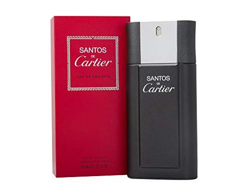 Cartier Santos Eau de Toilette Herren 100 ml