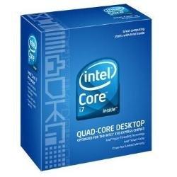 Intel Core i7-930 Quadcore-Prozessor 2,80GHz, 8MB L3-Cache, QPI DDR3 LGA1366