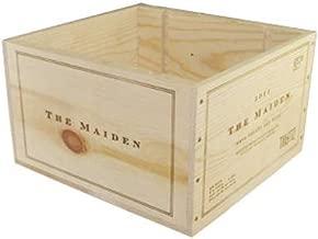 ■ハーラン・エステート ザ・メイデン 6本木箱■ 【蓋なし】【ワイン木箱/木箱のみ】