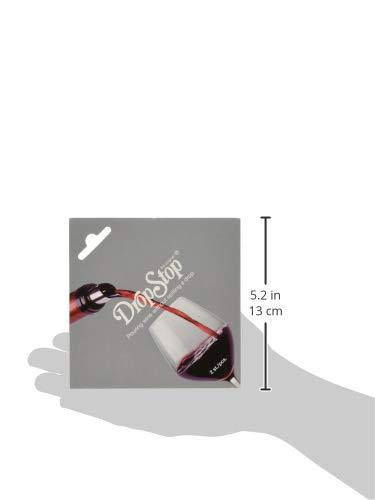 シュール社ワインボトルの液垂れ防止ドロップストップ
