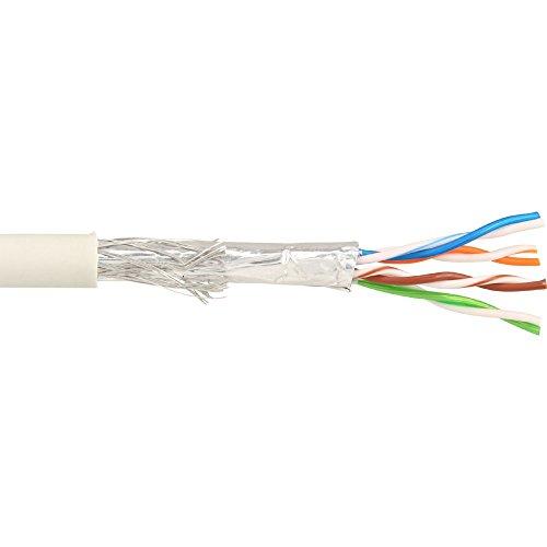 InLine 300m Cat.5e - Cable de Red (300m, Gris, CAT5e)