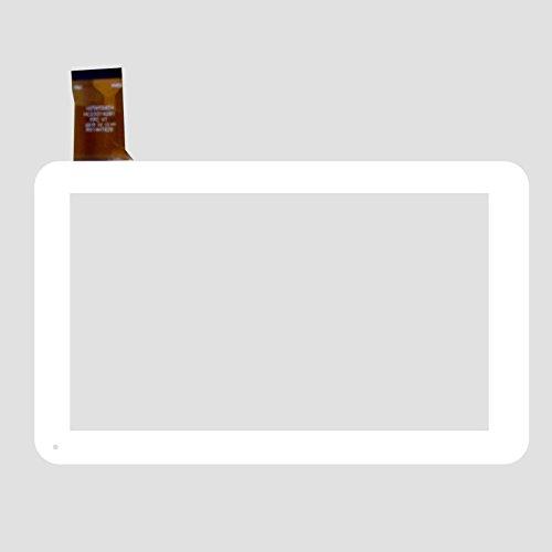 Negro EUTOPING  De Nuevo 9 Pulgadas Reemplazar Pantalla tactil Digital para Sunstech TAB900