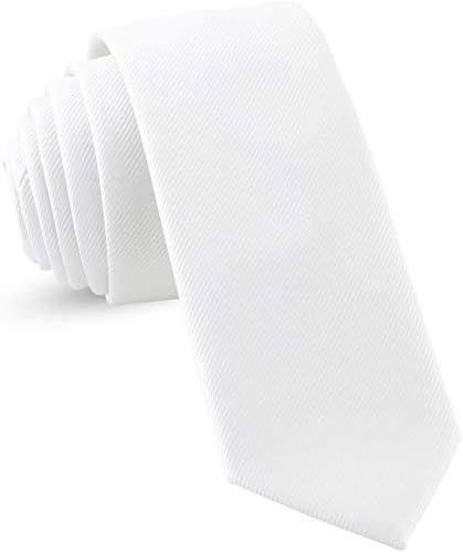 Handmade Self Tie Ties For Boys Woven Boys White Ties Neckties For Kids Wedding Graduation product image