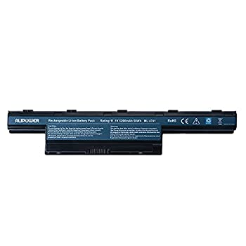 Alipower New Laptop Battery Replacement for Acer AS10D31 AS10D51 5253 5251 5336 5349 5551 5552 5560 5733 5733Z 5740 5735 5735Z 5740G Gateway NV55C NV50A NV53A NV59C