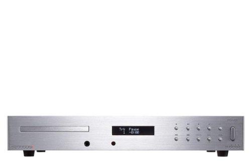 audiolab 8200 CDQ V12E (CD Player / Digital-Analog Wandler (DAC) / Analoger Vorverstärker) silber