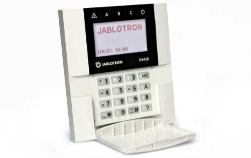 JA-81F-RGB drahtlose Tastatur - Bedienteil von Jablotron