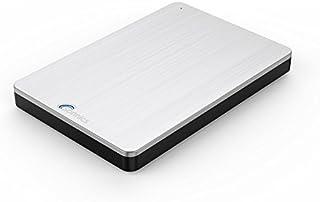 Sonnics 320 GB zilver externe draagbare harde schijf USB 3.0 supersnelle overdrachtssnelheid voor gebruik met Windows PC, ...
