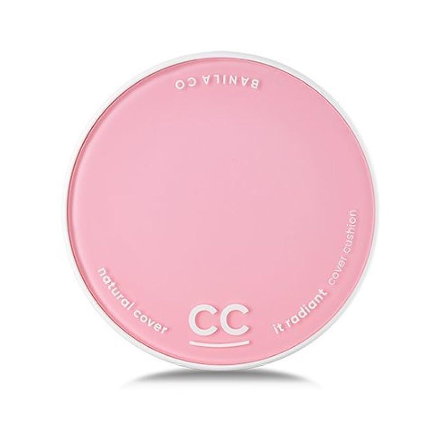メディア口頭ベッツィトロットウッド[Renewal] BANILA CO It Radiant CC Cover Cushion 12g + Refill 12g/バニラコ イット ラディアント CC カバー クッション 12g + リフィル 12g (#BP15) [並行輸入品]