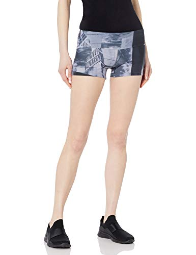 Reebok United by Fitness Graphic Shorts, Black, M