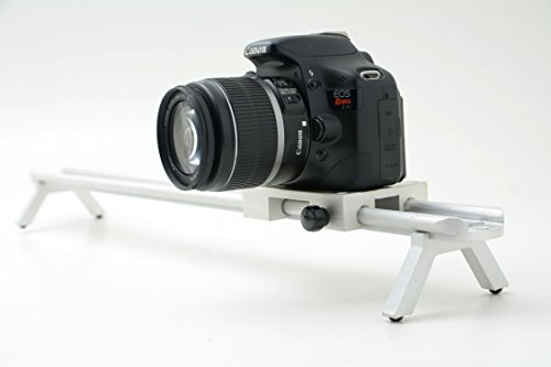 Glide Gear DEV 1000 23' Camera Video Stabilizer Tripod Slider USA Company