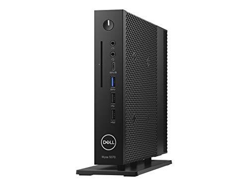 Dell Wyse 5070 Thin Client-PC Intel Celeron J4105, 4GB RAM,32GB eMMC, Windows 10 IoT