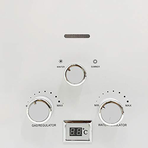 Cozyel Calefacción de gas