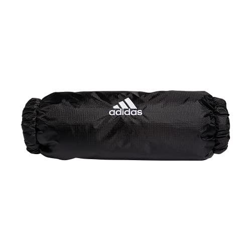 adidas fútbol Calentadores de Mano, Unisex, Negro/Blanco