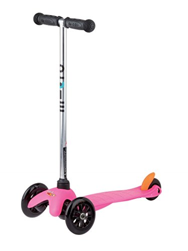 Micro Kinder Kickboard/Scooter Mini Sporty pink (315) 0