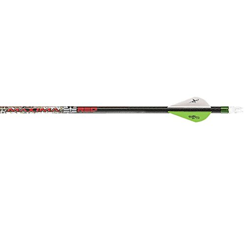 Carbon Express Maxima RED Badlands Arrows 6Pk